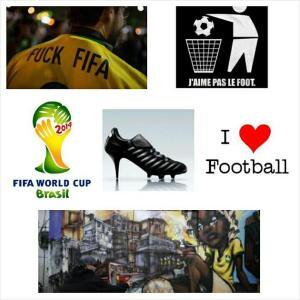 Footue Coupe du Monde