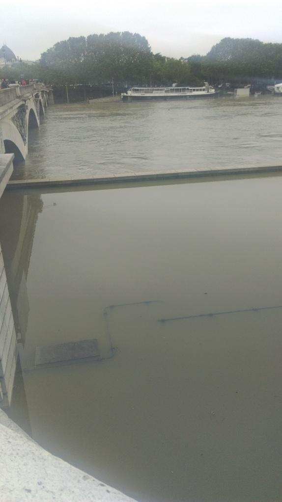 Depuis le Pont D'Austerlitz